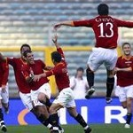Video: Gol di Roma-Catania finita 7 a 0