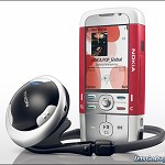 Video e foto: Nokia 5700 XpressMusic, lettore mp3 per 86 ore di musica registrabile
