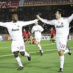 Video: Milan-Urawa Red Diamonds 1-0 alla coppa del Mondo per club 2007. Gol di Seedorf