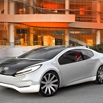 Nuova Kia Ray Concept. Video, design e motori