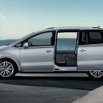 Volkswagen Sharan 2010. Video, novità e motori