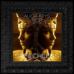 Nuovo singolo Speechless di Alicia Keys. Video da ascoltare. Il testo