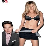 Jennifer Aniston sexy per GQ America
