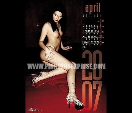 Calendario Pornostar.Foto 4 Della Gallery Foto Il Calendario 2007 Delle