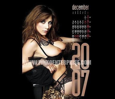 Calendario Pornostar.Foto 12 Della Gallery Foto Il Calendario 2007 Delle